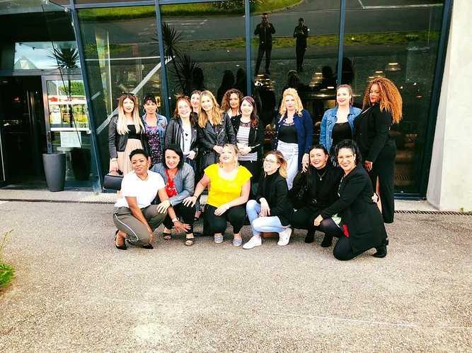 Soirée de fin d''année pour les élèves de l''école d''esthétique Aline Gérard - Saint Brieuc / Plérin (22) 0